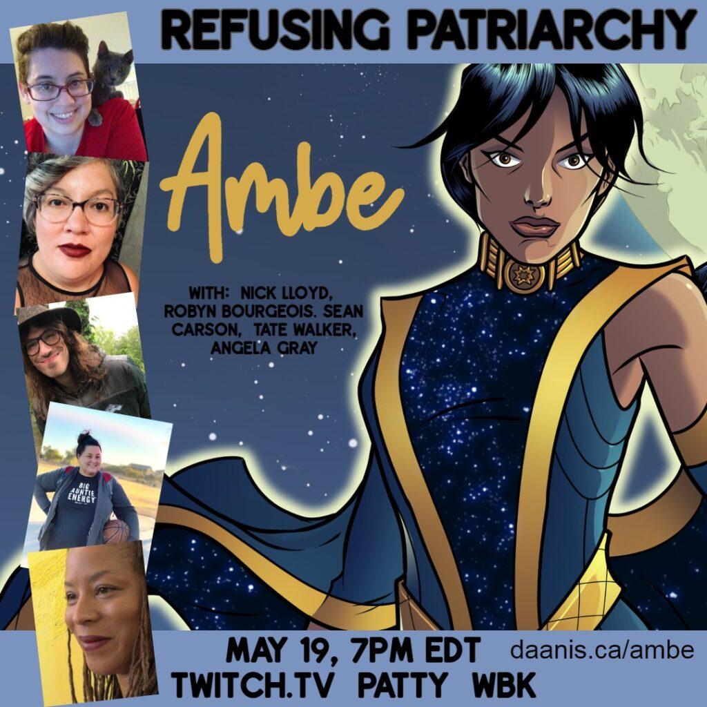 Refusing Patriarchy